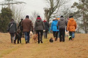 Osterwanderung</br> @ Hundeplatz Powwerdogs
